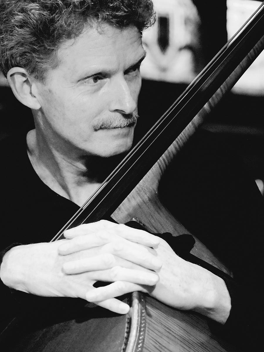 Dan Brennan - bass