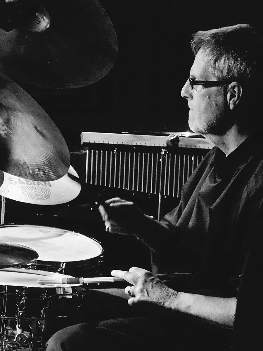 Gary Tomlin - drums