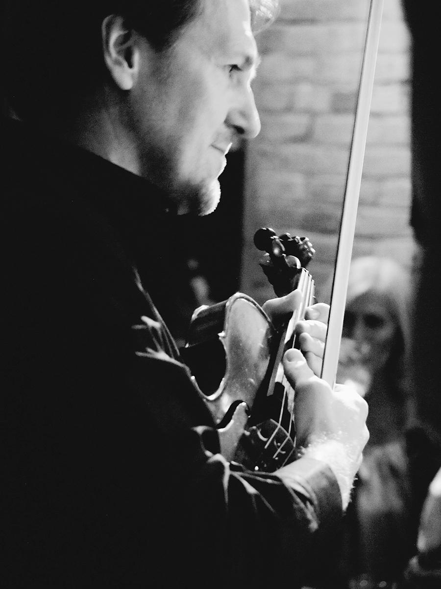 Jerzy Kaplanek - violin