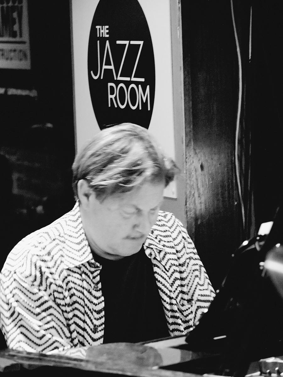 John Zadro - piano