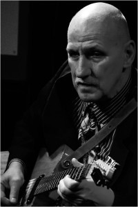 Ted Gibbons - guitar